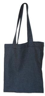 Custom Eco Tote Bag - Fair Hemp
